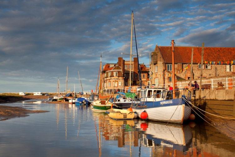 Luxury Bed & Breakfast and Self-Catering Accommodation in Norfolk near Blakeney