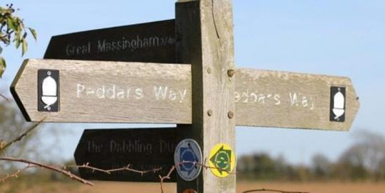 Luxury Bed & Breakfast and Self-Catering Accommodation in Norfolk near Peddars Way