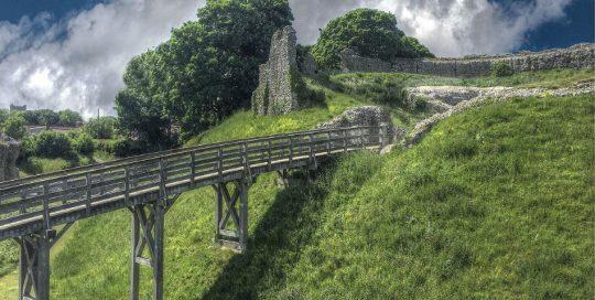 Castle Acre Priory Norfolk