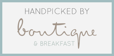 Handpicked by Boutique & Breakfast