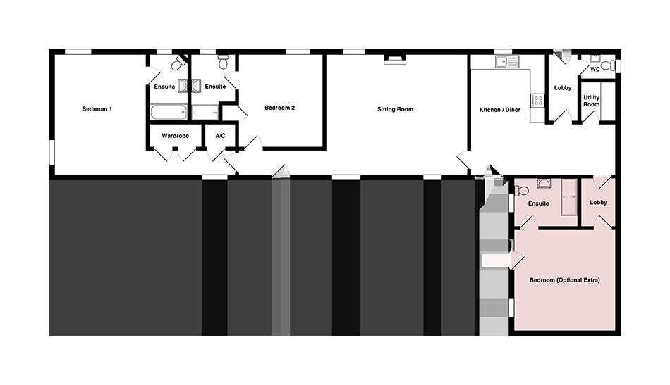 Self-catering cottage Norfolk