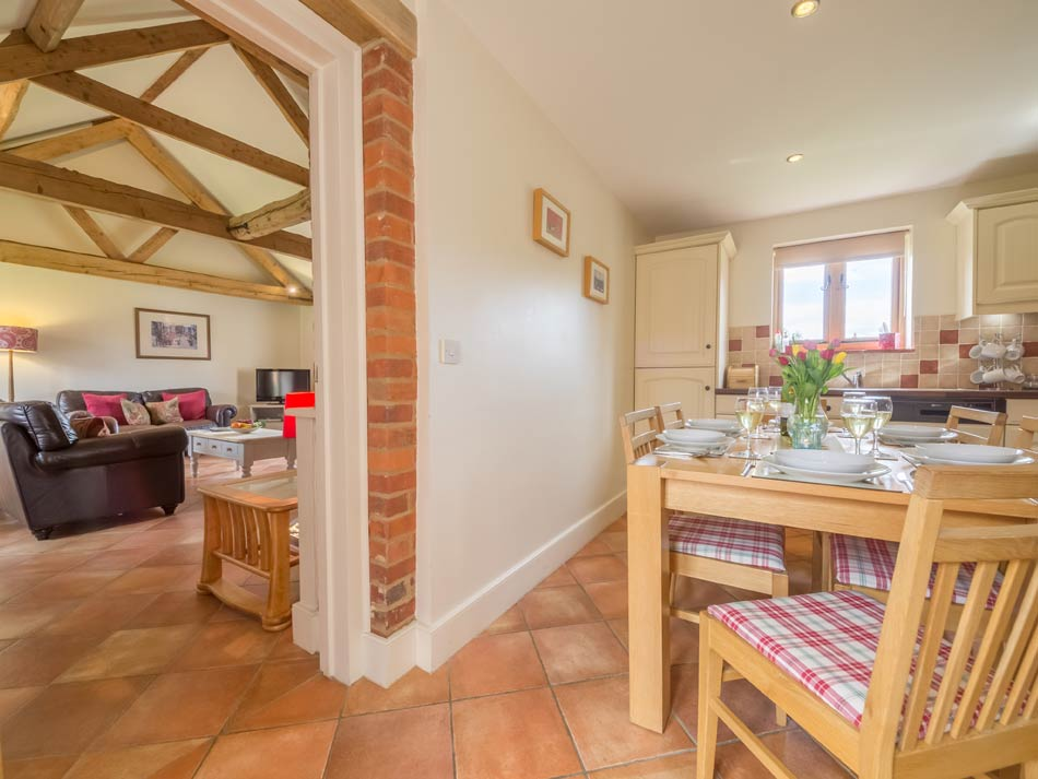 The Dairy Self-Catering Cottage at West Heath Barn near King's Lynn, Norfolk