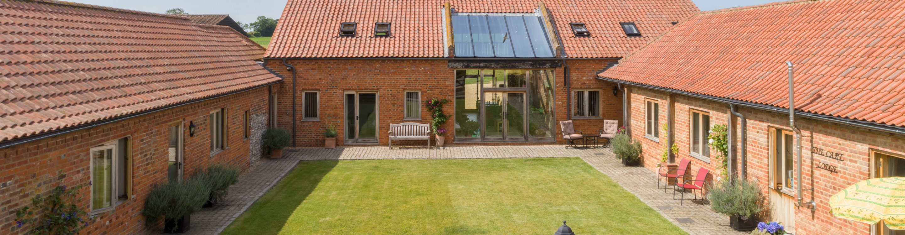West Heath Barn Luxury Bed & Breakfast and Self-Catering Accommodation in Norfolk