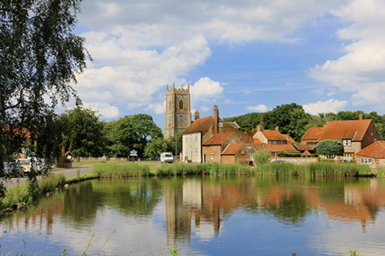 Luxury Bed & Breakfast and Self-Catering Accommodation in Norfolk near Great Massingham
