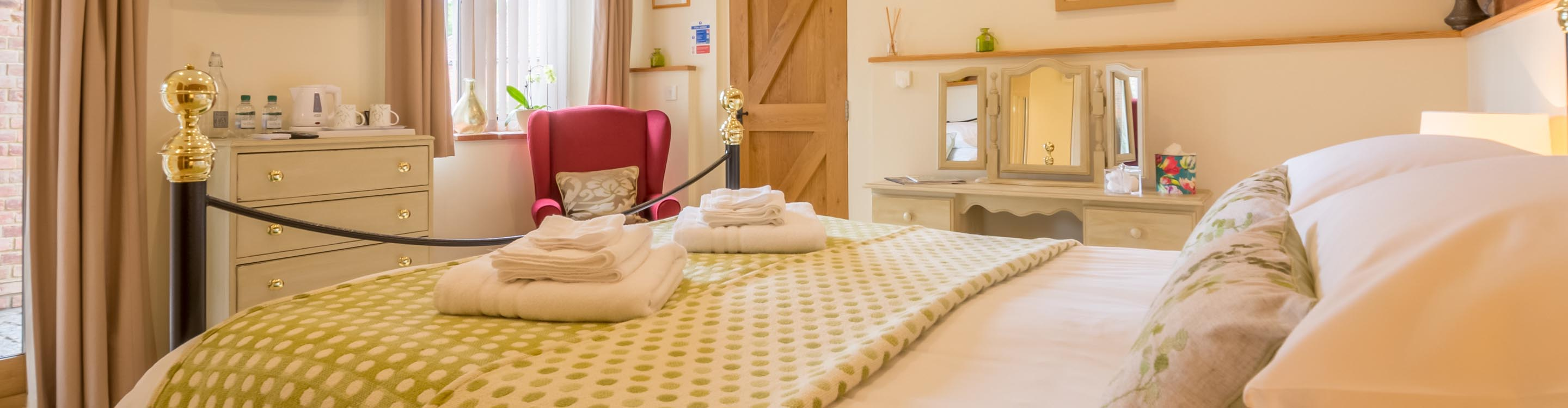 Self-Catering and Luxury Bed & Breakfast Accommodation in Norfolk